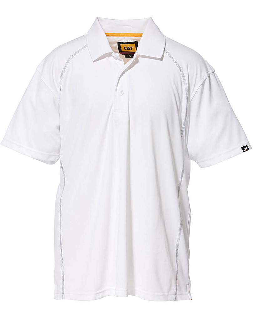 Image of CAT Workwear CAT Mens Performance Polo