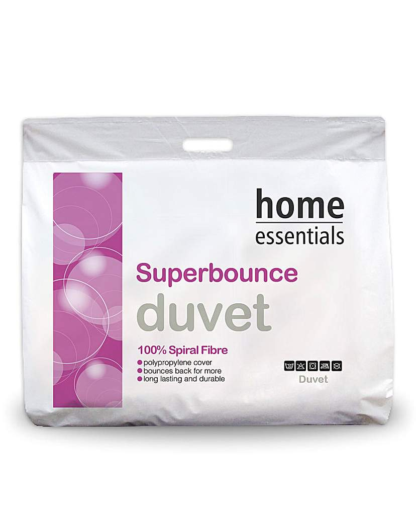 Image of Superbounce Duvet 4.5 Tog