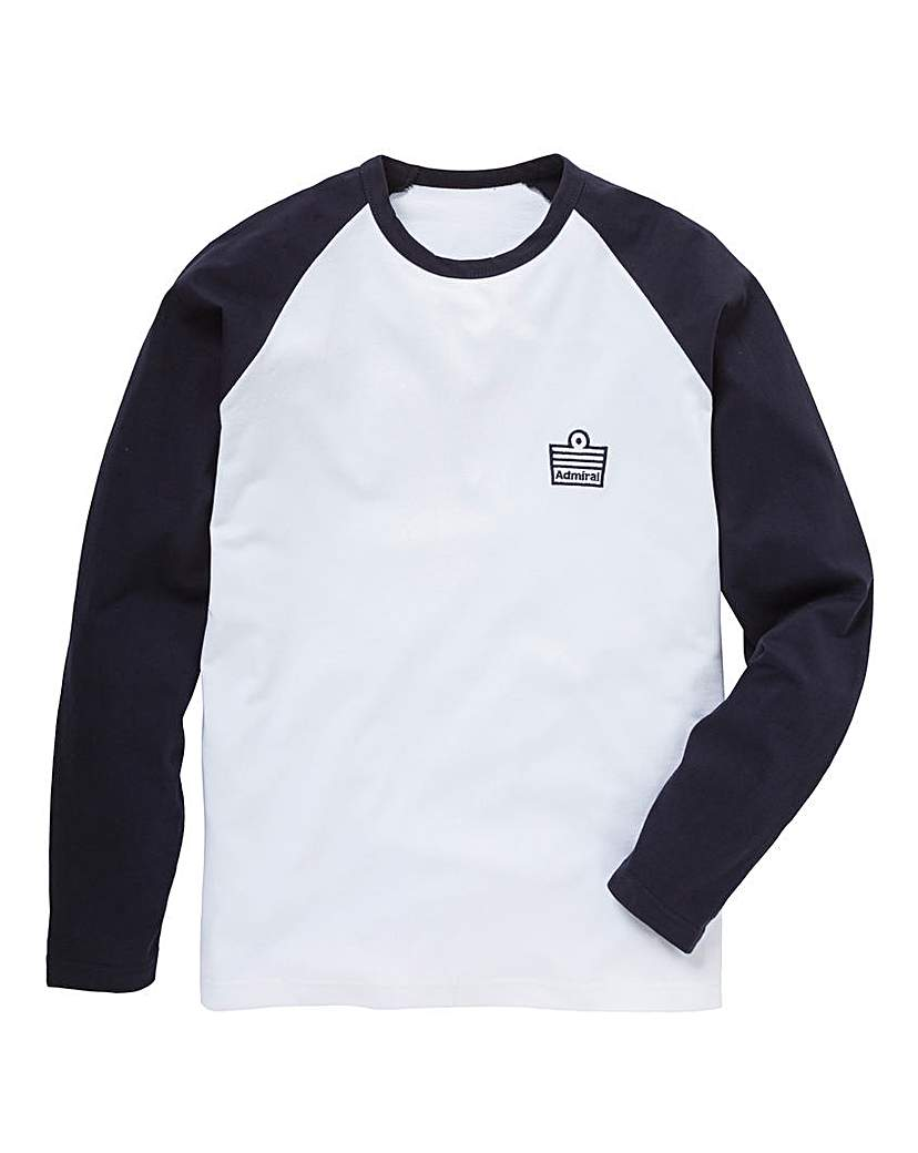 Admiral Style Baseball Top Regular