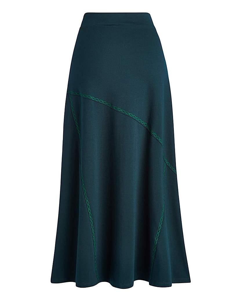 joanna ponte maxi skirt