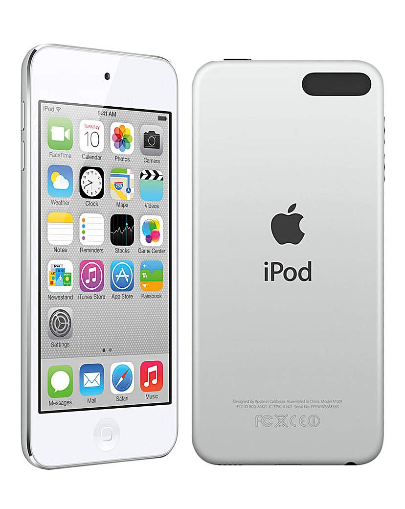 Apple iPod Touch 64gb Silver - July 2015