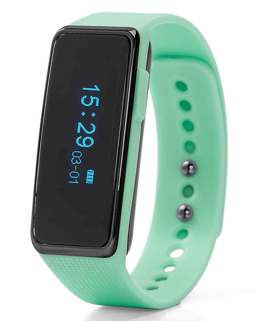 NuBand Mint Green Activity Tracker