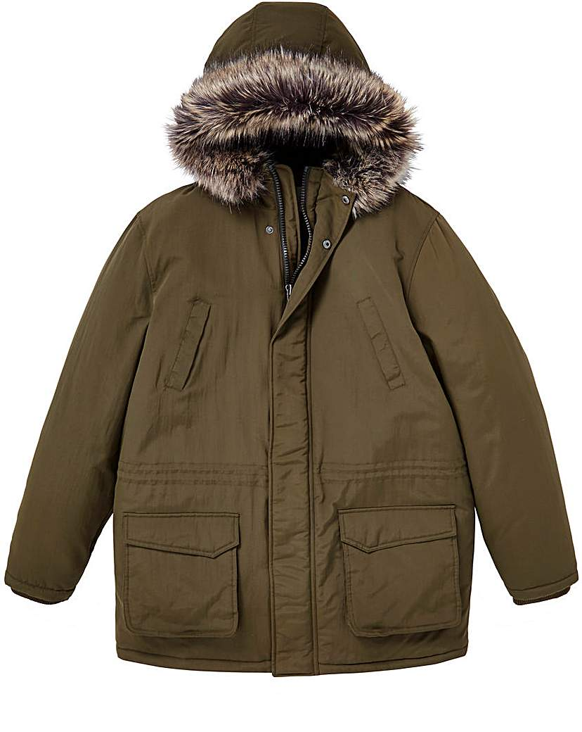 Image of WILLIAMS & BROWN Parka