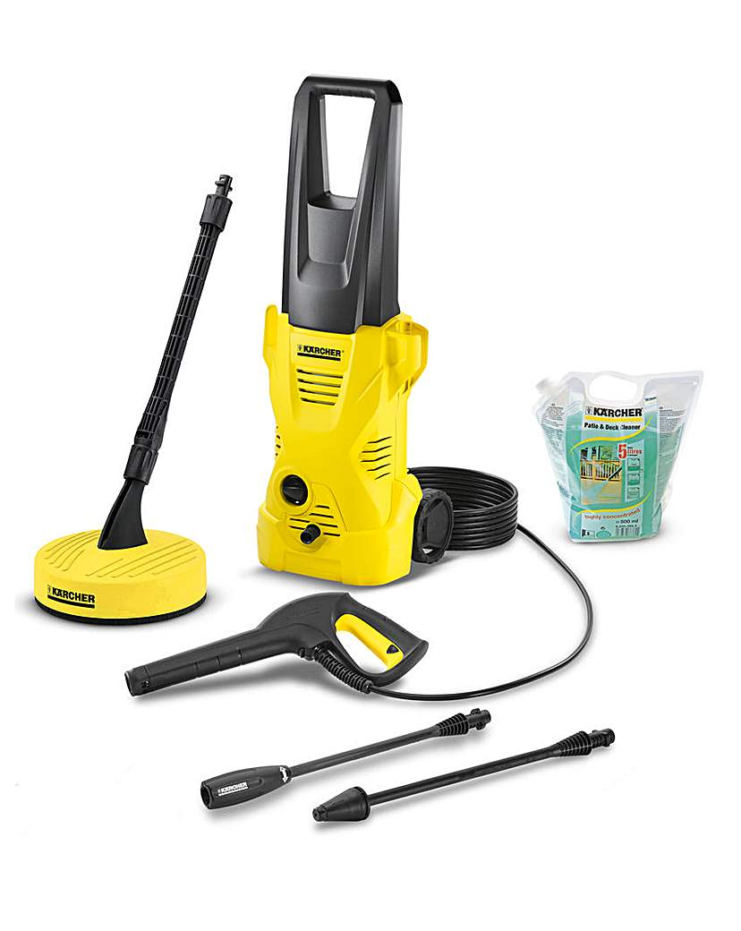 Karcher K2 Classic Home Pressure Washer