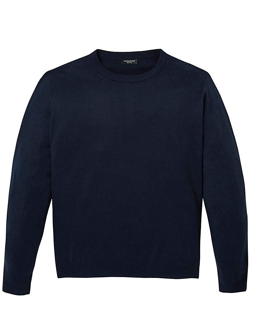 Image of Capsule Crew Neck Jumper