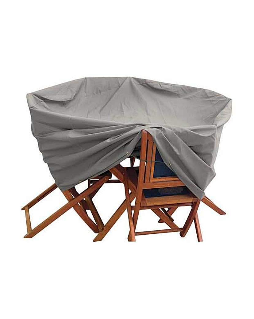Image of Deluxe Xl Patio Set Cover.