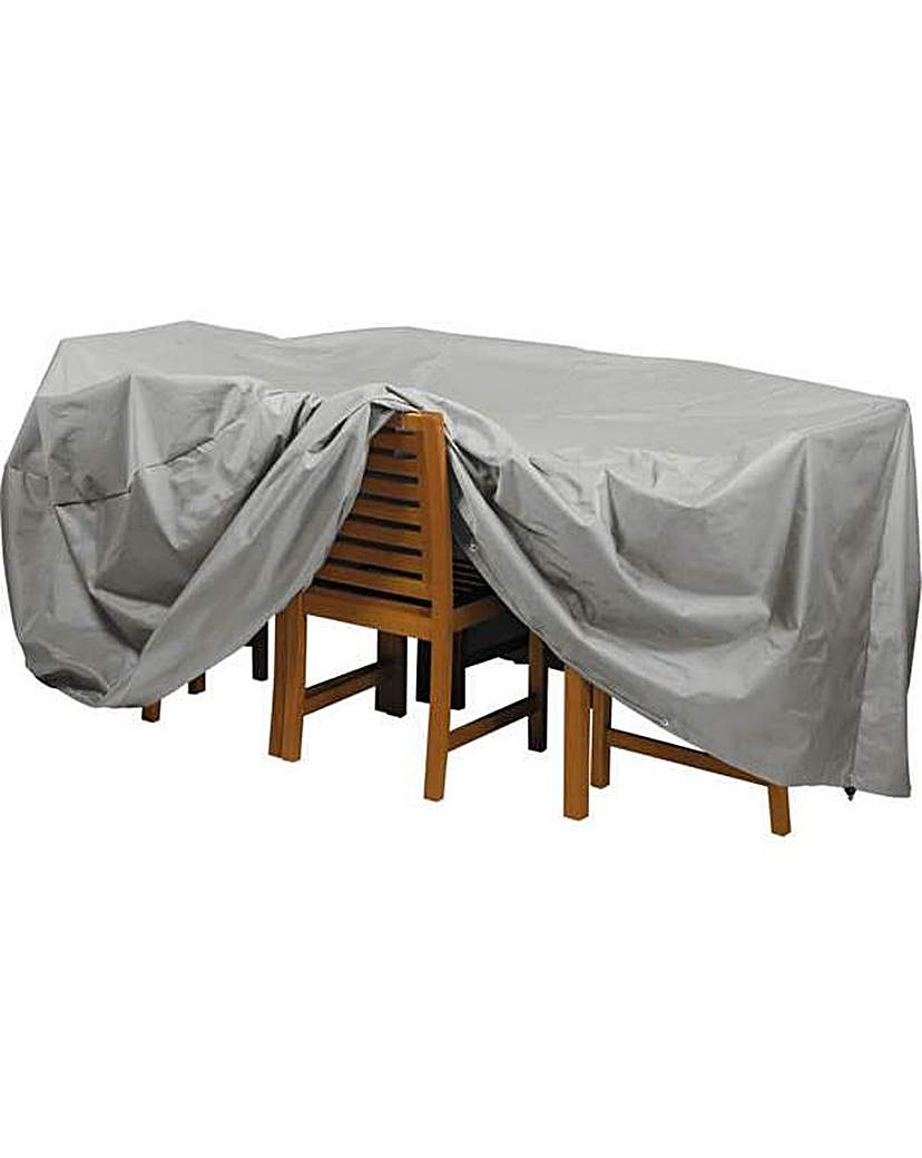 Deluxe Xl Patio Set Cover.