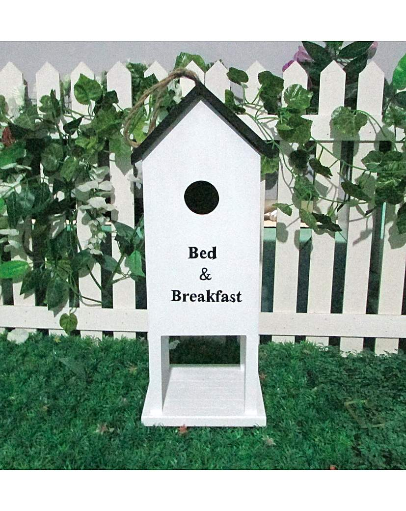 Image of Bed and Breakfast Birdhouse