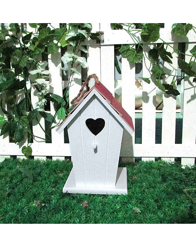 Painted Wodden Birdhouse