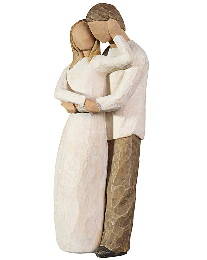 Image of Willow Tree Together Figure