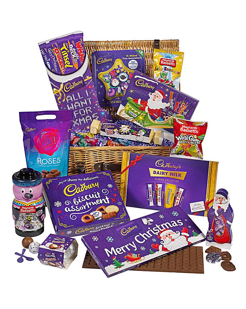 Cadbury's Hamper
