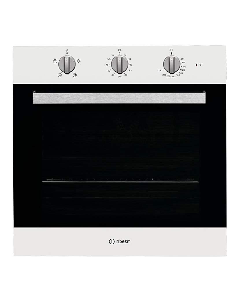Indesit Built in Fan Oven White