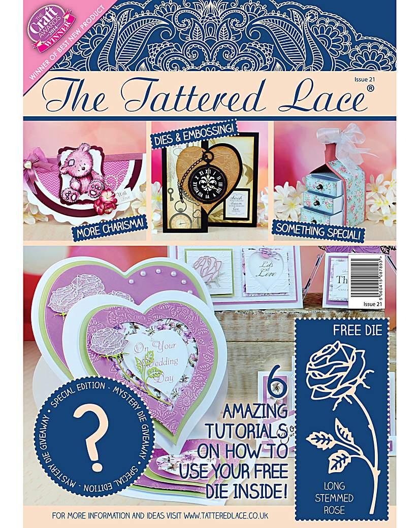 Tattered Lace Magazine Issue 21