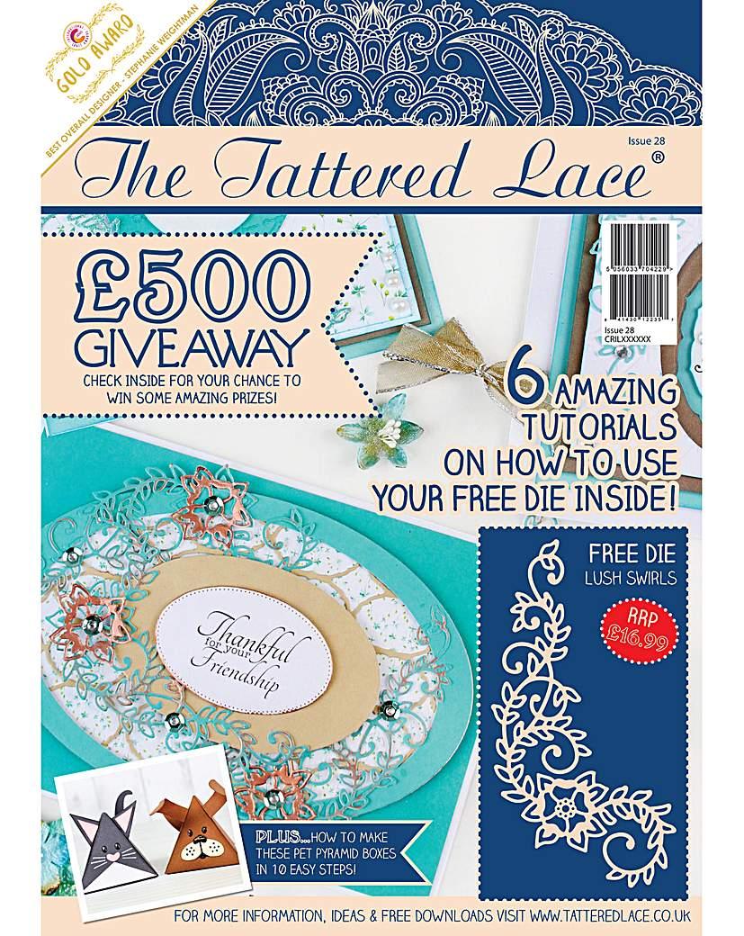 Tattered Lace Magazine Issue 28