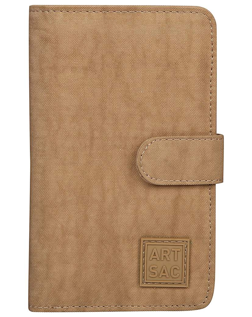 Image of Artsac Card / Notecase With Clasp