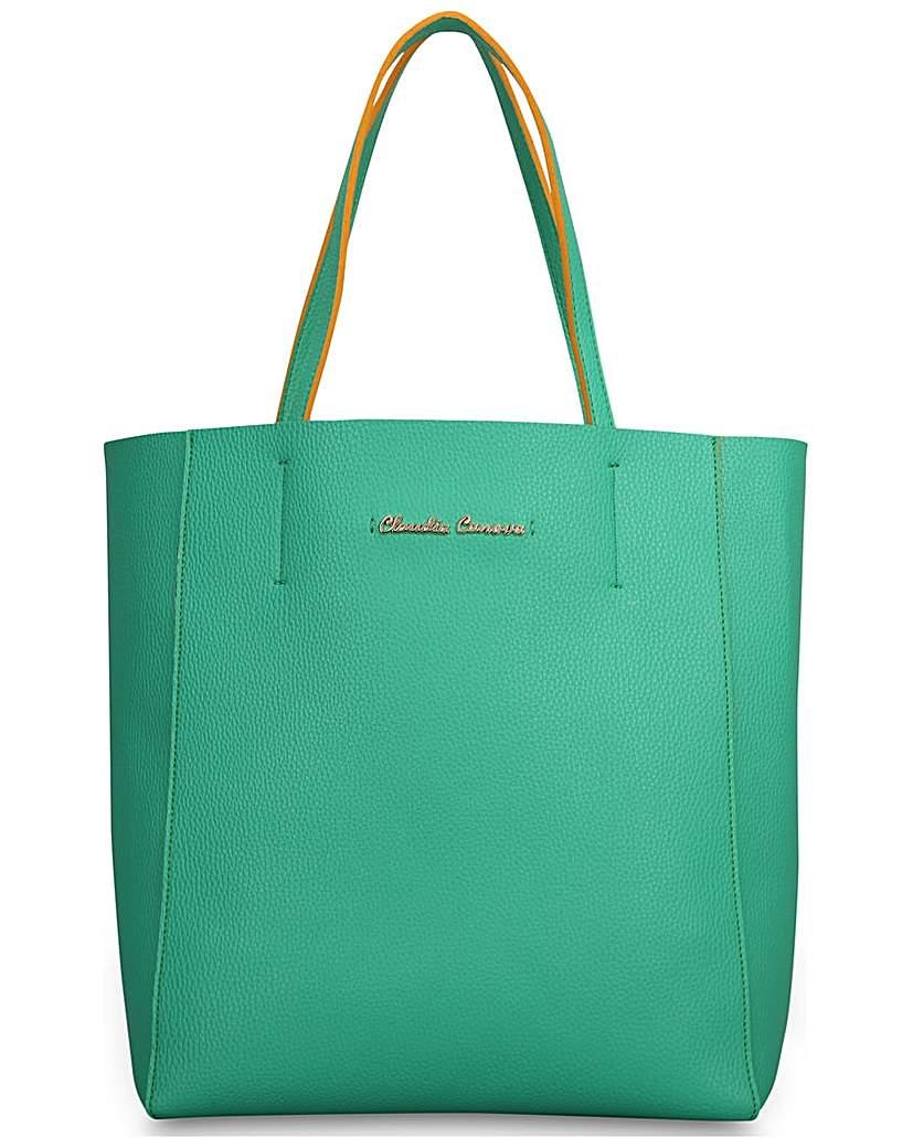 Claudia Canova Simple Tote Style Bag