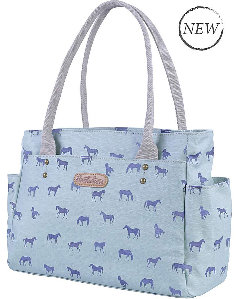 Brakeburn Horses Day Bag