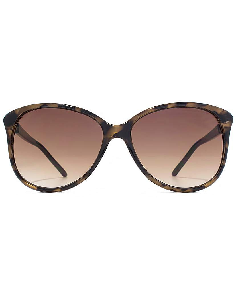Image of Carvela Chain Detail Cateye Sunglasses