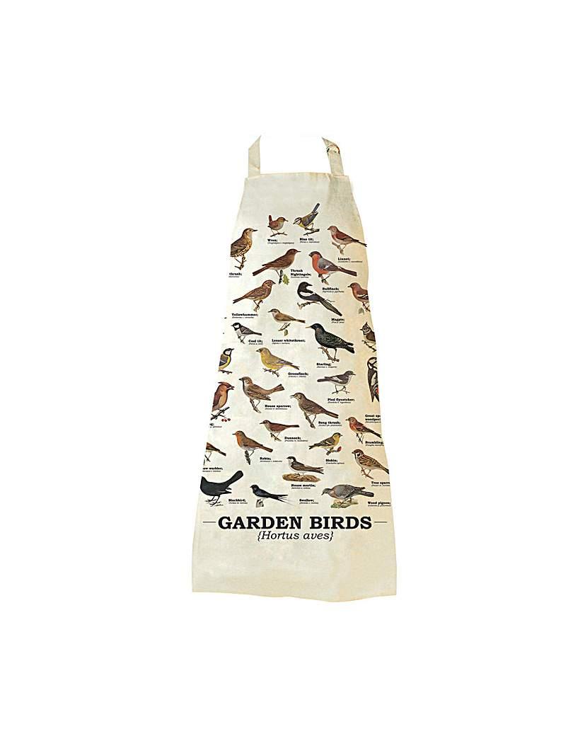 Image of Garden Birds Apron