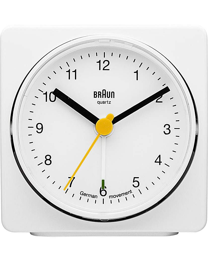Image of Braun Alarm Clock
