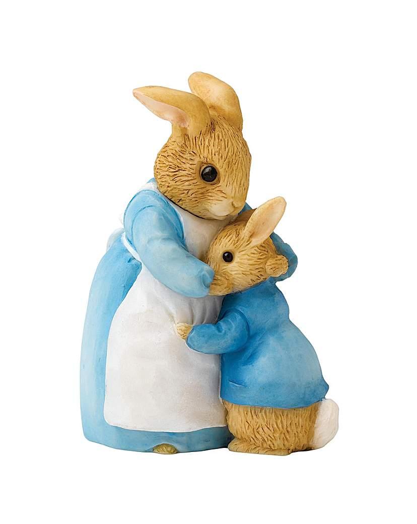 Image of Beatrix Potter Mrs Rabbit & Peter