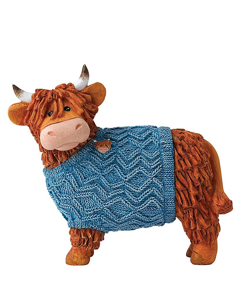 Image of Hairy Coos Charlie Figure