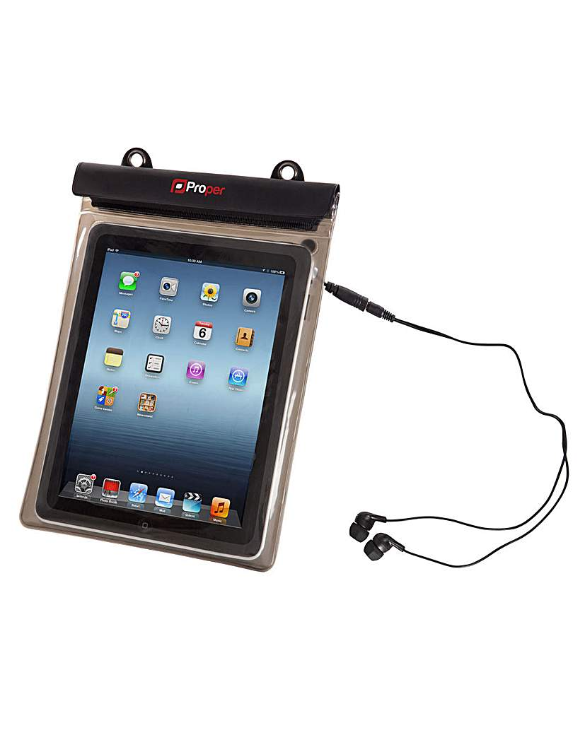 Proper Waterproof Case-10'' Tablet iPAD