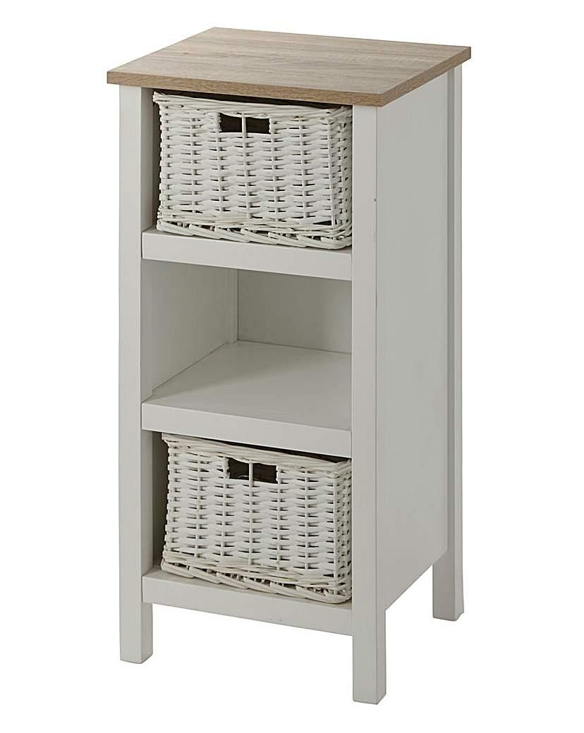 Image of Whitehaven 3-Shelf Unit