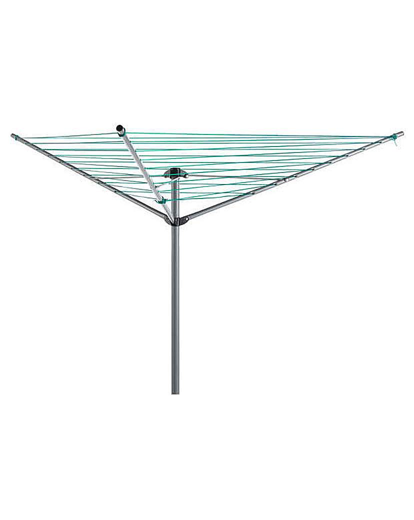 Simple Value 40m 3-arm Rotary Airer.