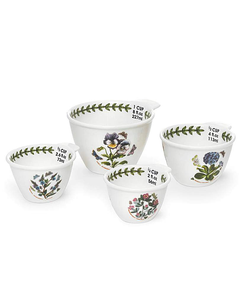 Portmeirion BG Measuring Cups Set Of 4