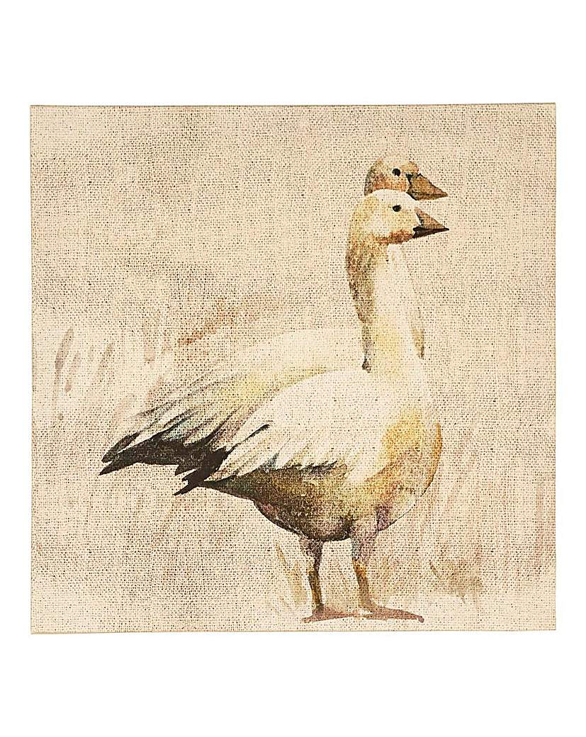 Arthouse Geese Canvas