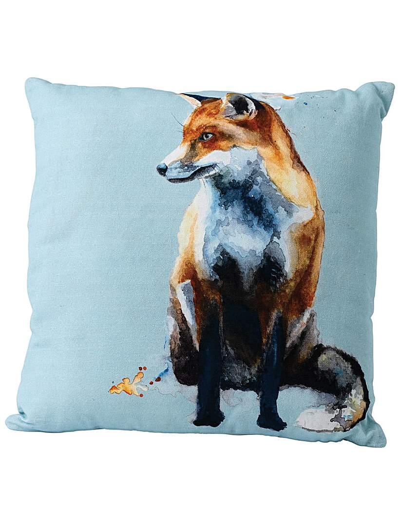 Image of Sarah Stokes Fox Cushion