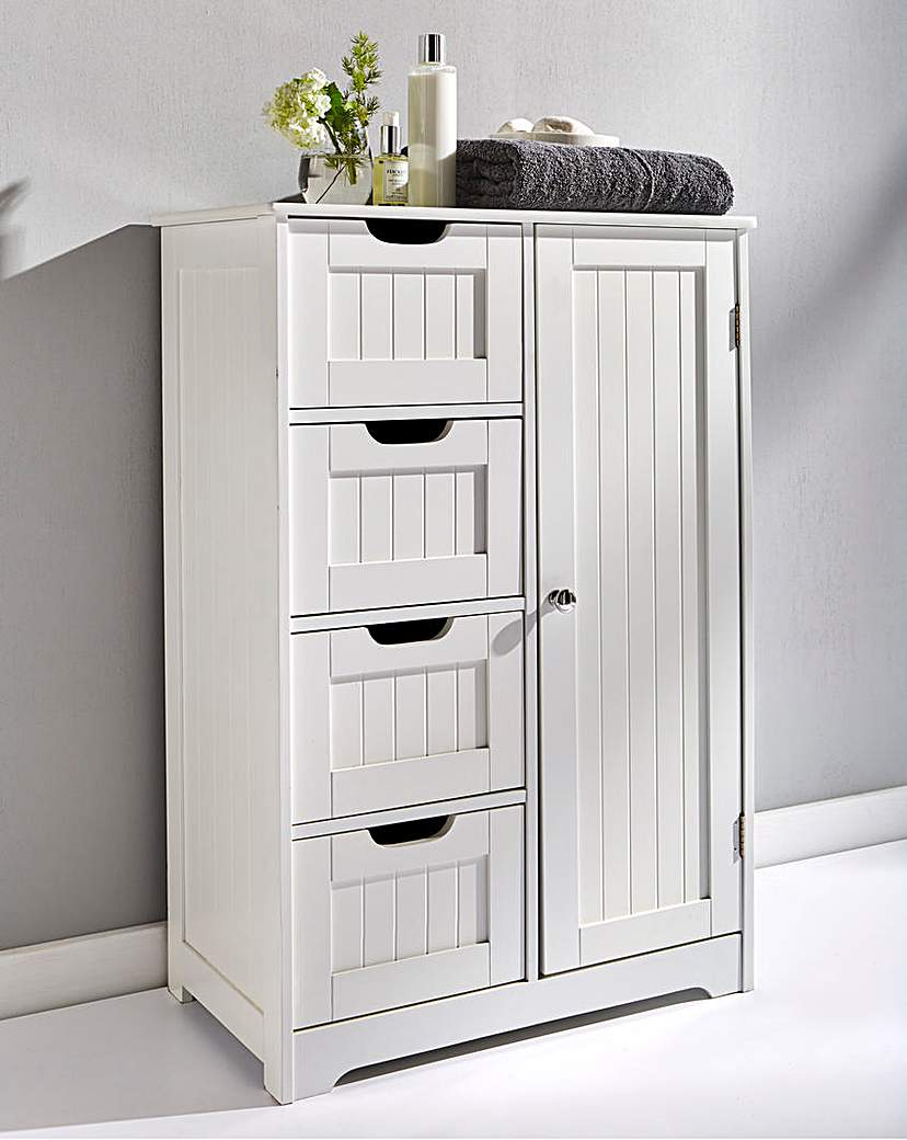Image of New England Storage Cabinet