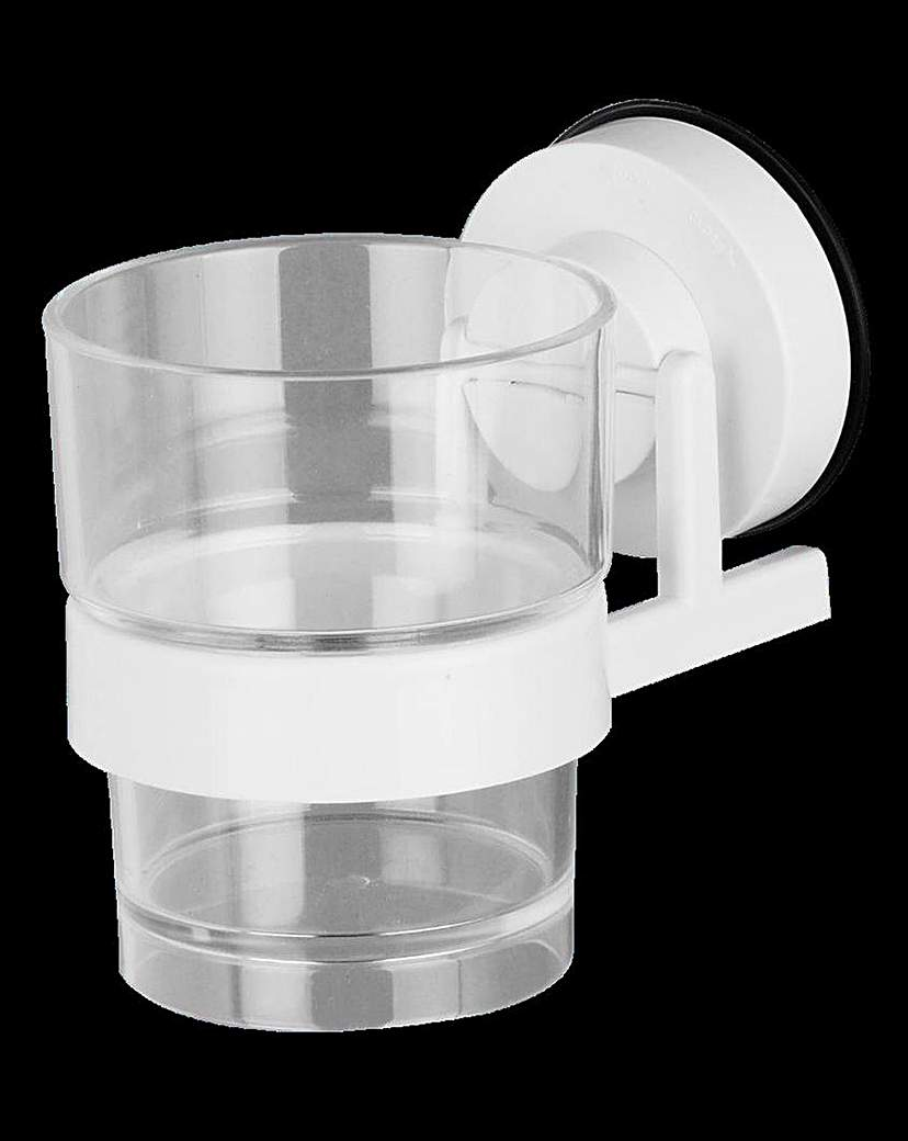 Gecko Tumbler Holder White