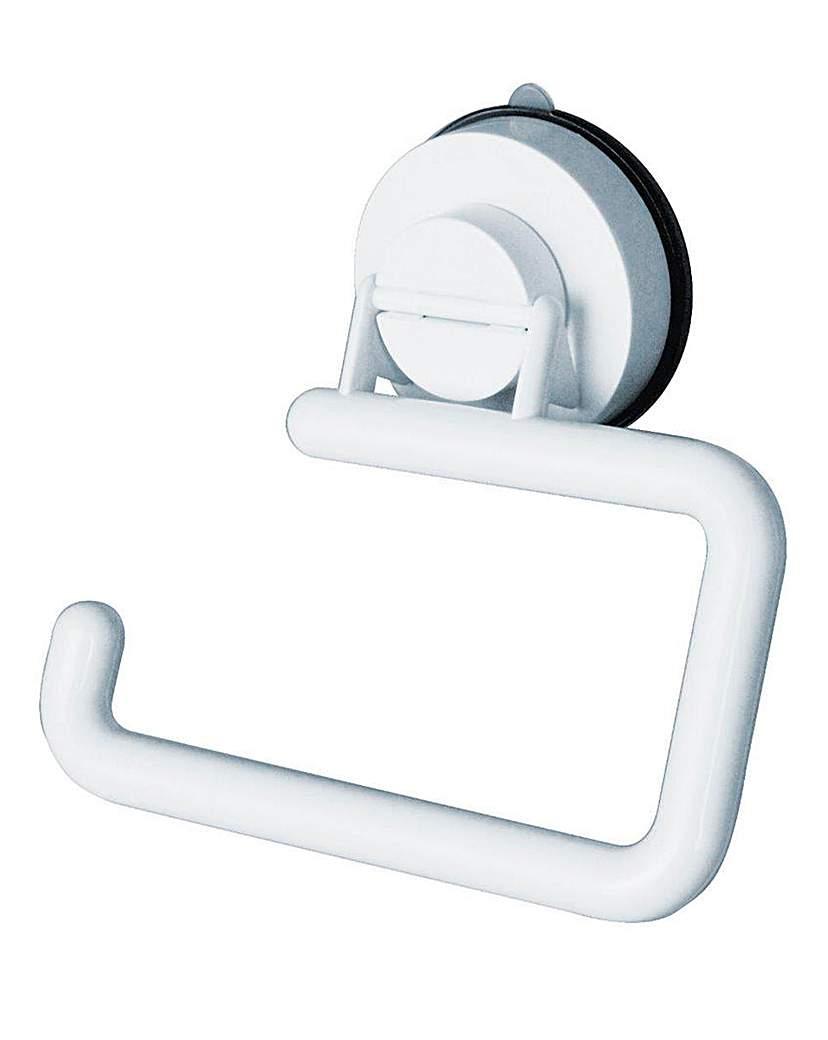 Image of Gecko Toilet Roll Holder White