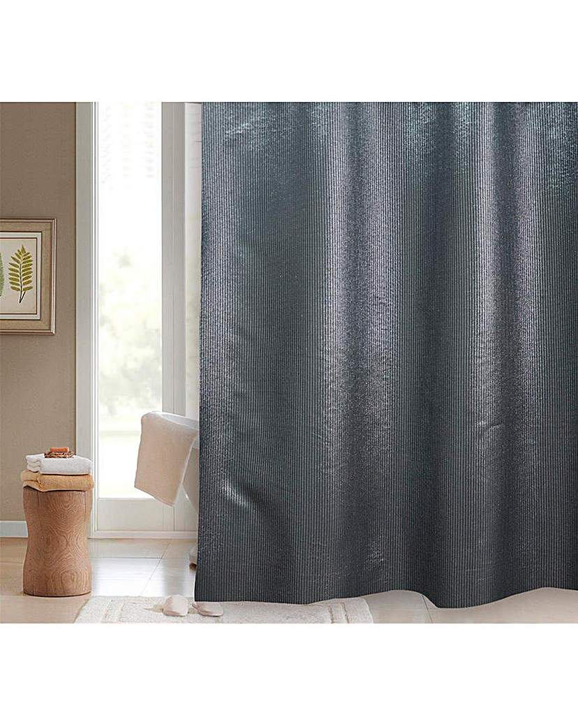 Starlight Shower Curtain With Liner