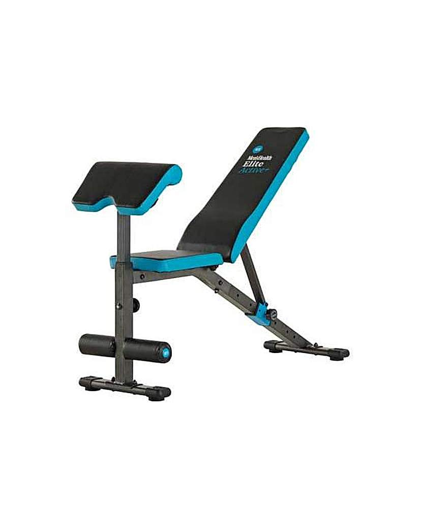 Men's Health Ultimate Workout Bench.