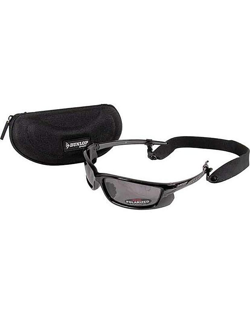Dunlop Fishing Polarising Sunglasses.