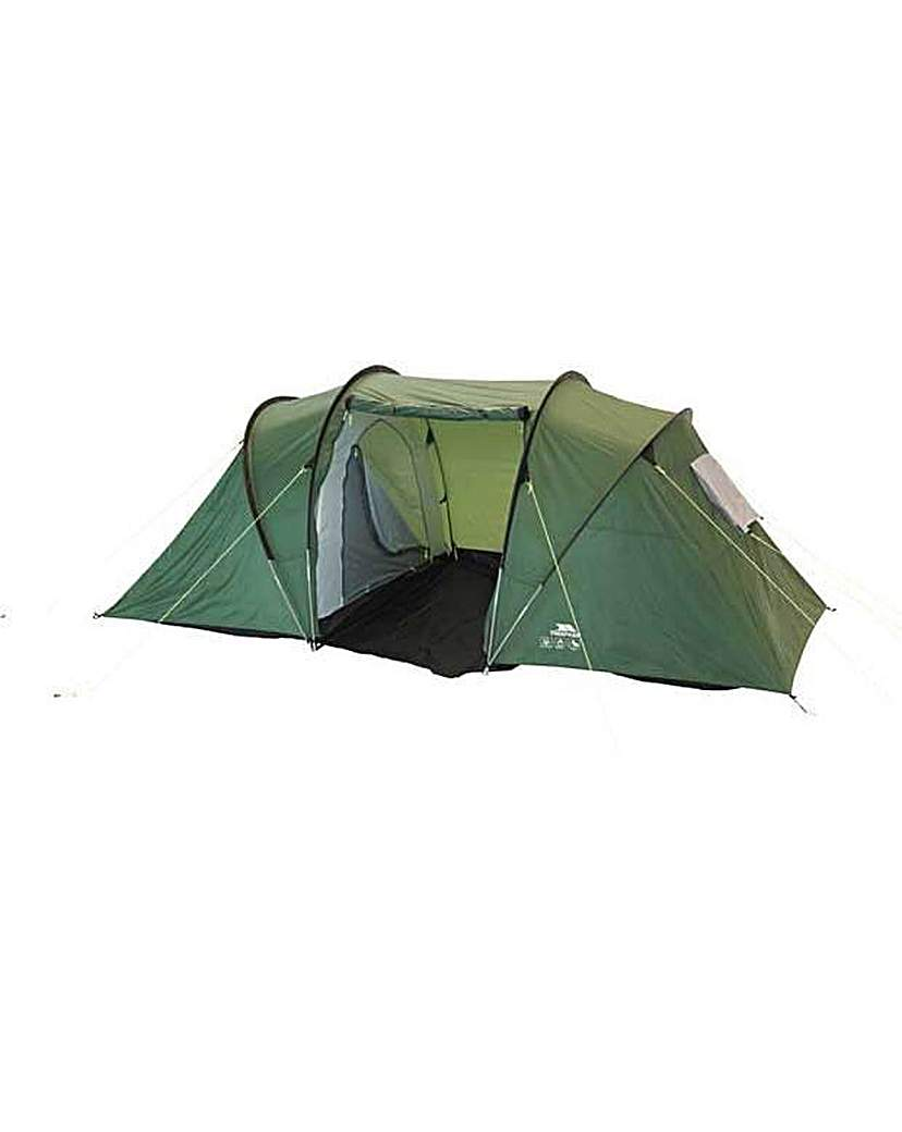 Trespass 4 Man 2 Room Tunnel Tent