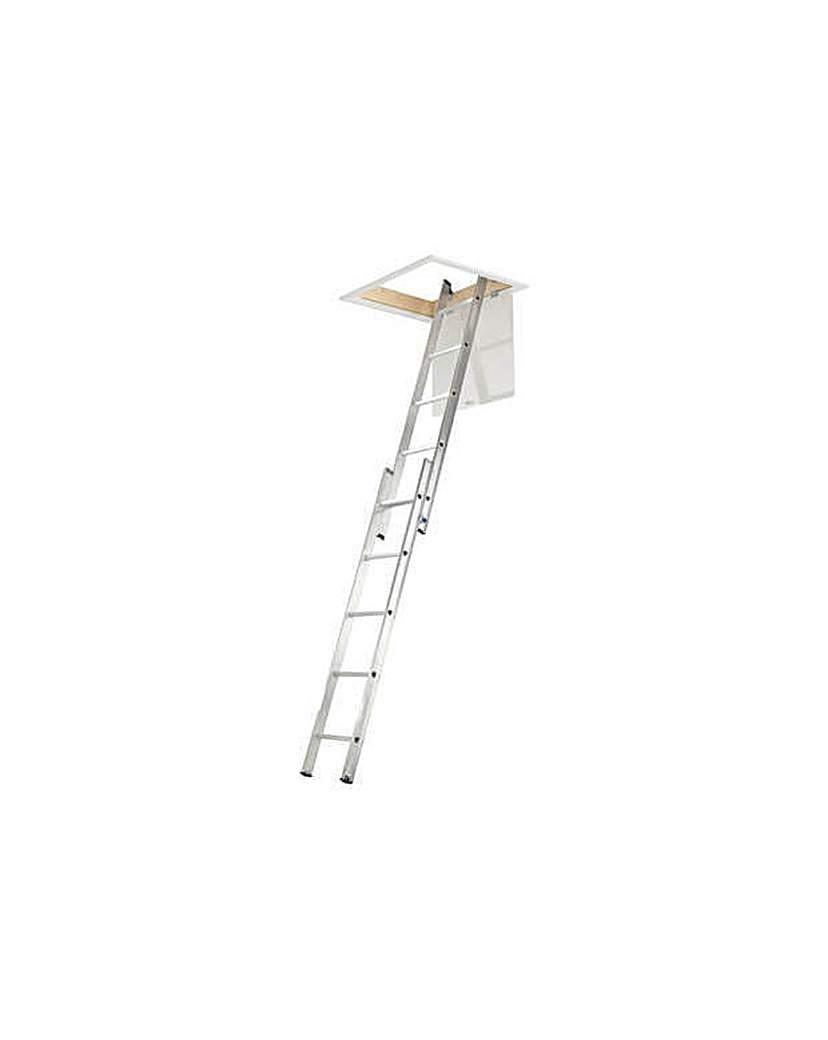 Abru 2 Section Loft Ladder.