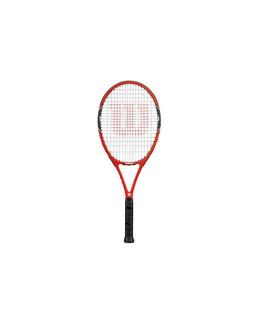 Wilson Roger Federer Adult Tennis Racket