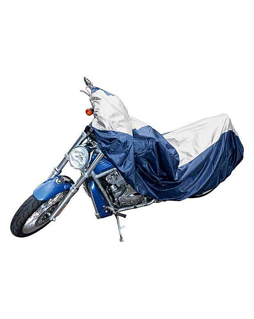 Water Resistant Motorcycle Cover-Large