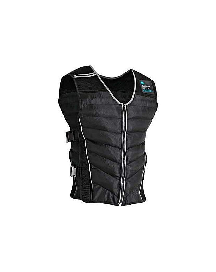 Men's Health Weighted Vest - 10kg.