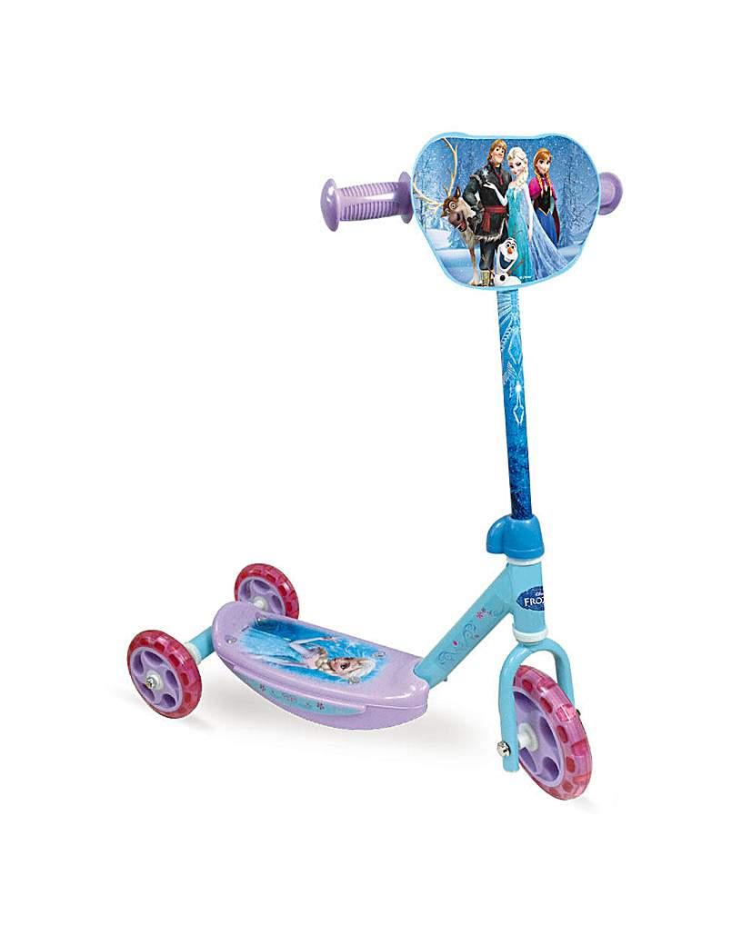 Image of Disney Frozen 3 Wheel Scooter