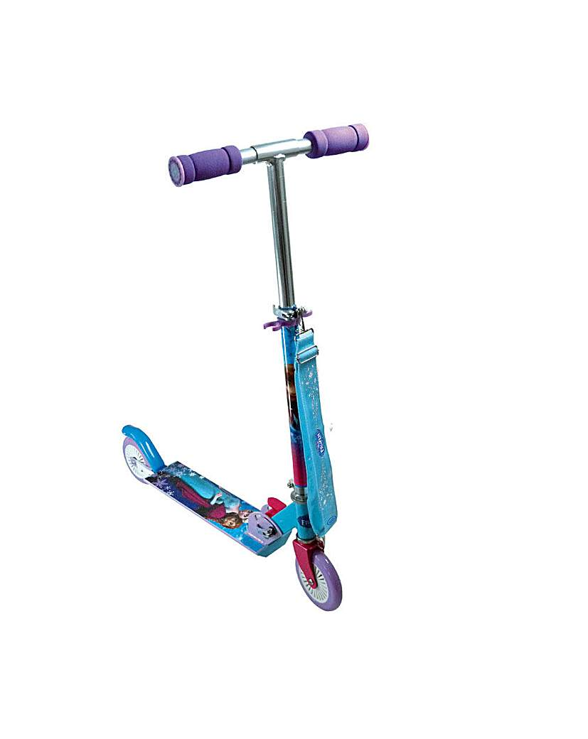 Image of Disney Frozen 2 Wheel Scooter & Strap