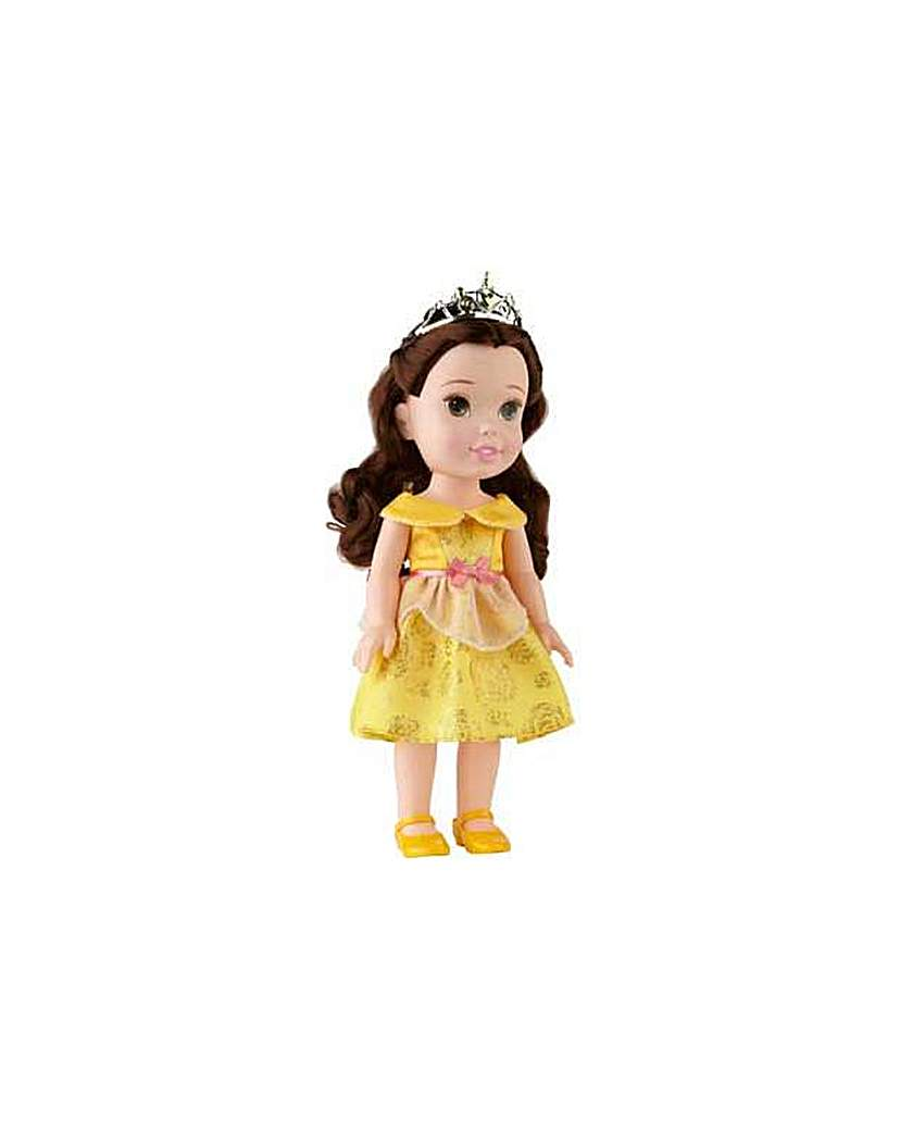 Image of Disney Princess Toddler Belle Doll