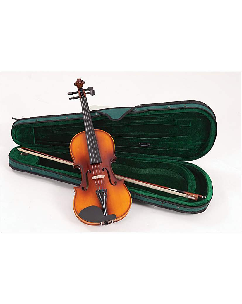 Image of Antoni Debut Violin Outfit 1/2 size