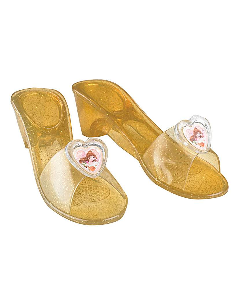 Image of Disney Belle Jelly Shoes