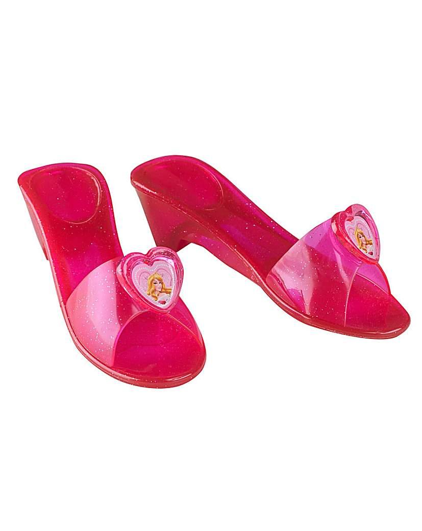 Image of Disney Sleeping Beauty jelly Shoes