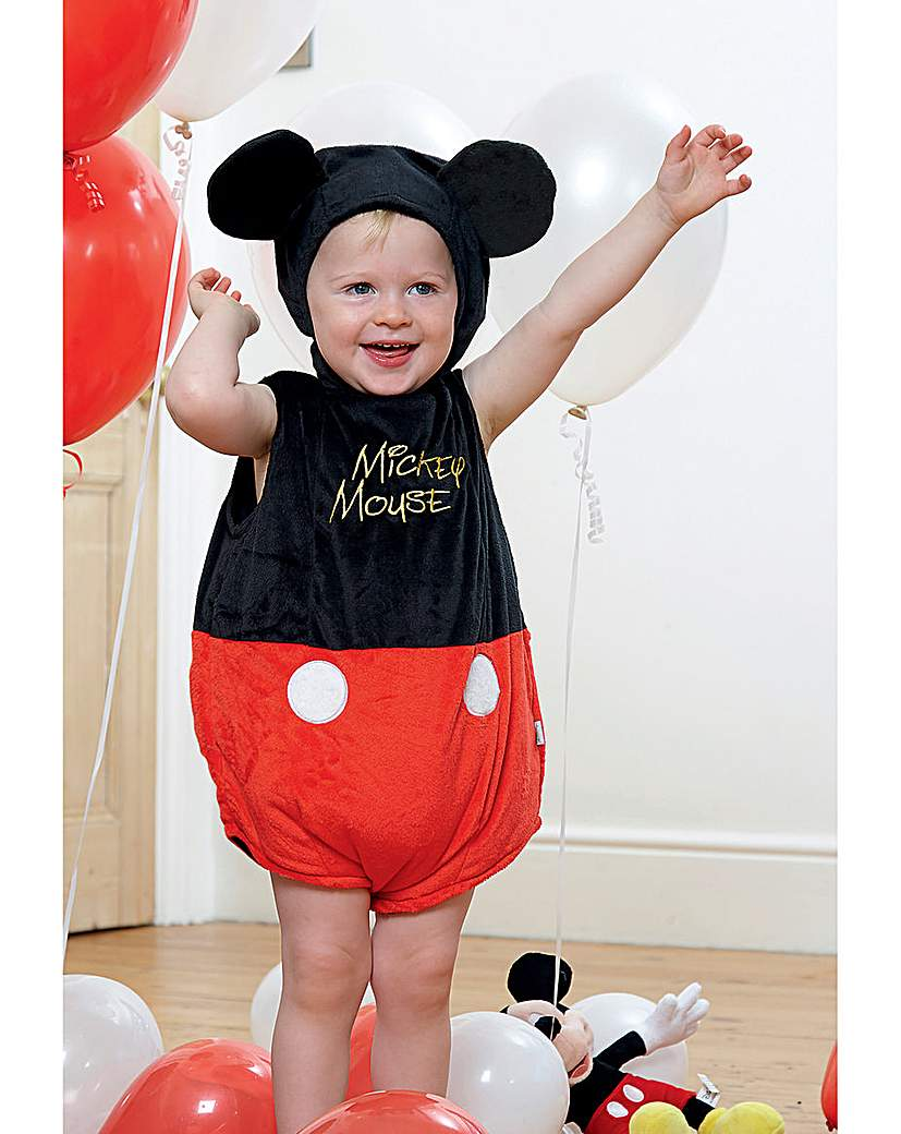 Disney Mickey Mouse Baby Costume